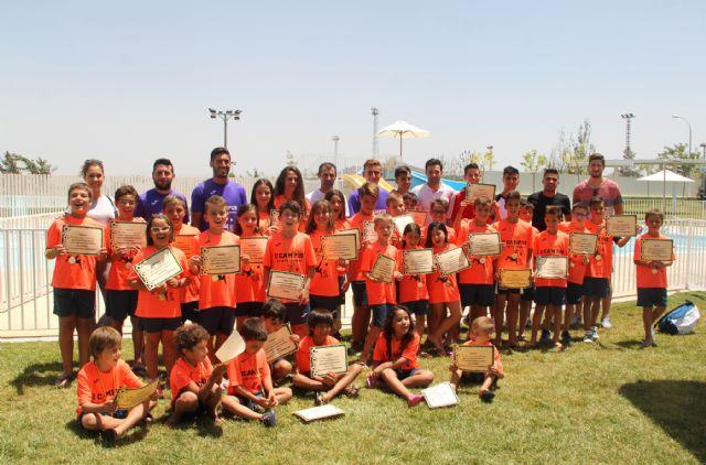 Clausura y entrega de diplomas en el II Campus de Fútbol Villa de Puerto Lumbreras - 1, Foto 1