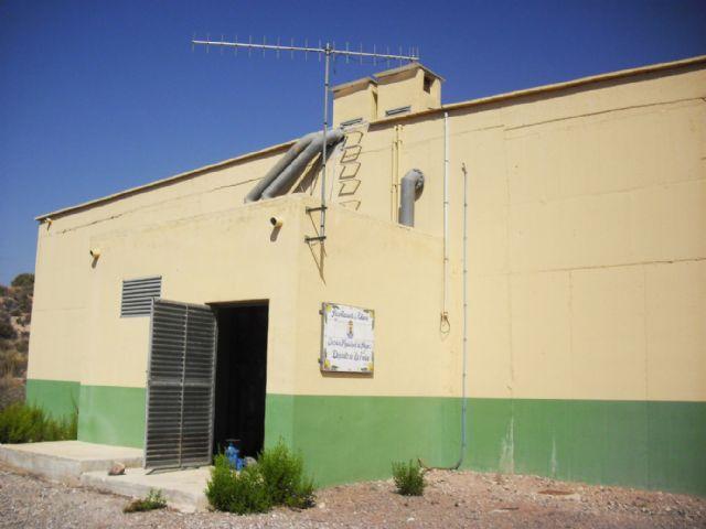 Pueden registrarse restricciones de agua en el polígono industrial y zona del campo hasta la carretera de Mazarrón, Foto 1