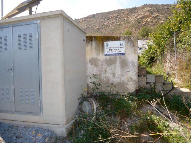 Pueden registrarse restricciones de agua en el polígono industrial y zona del campo hasta la carretera de Mazarrón, Foto 3