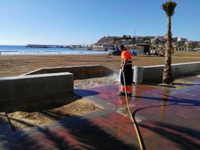 El ayuntamiento amplía el servicio de limpieza reforzando horarios y renovando maquinaria, Foto 5