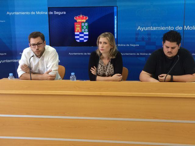 El Ayuntamiento de Molina de Segura y la Asociación Estado Puro firman un convenio para la organización del Campeonato Nacional de Break Dance Proyecto Sureste 2017 - 2, Foto 2