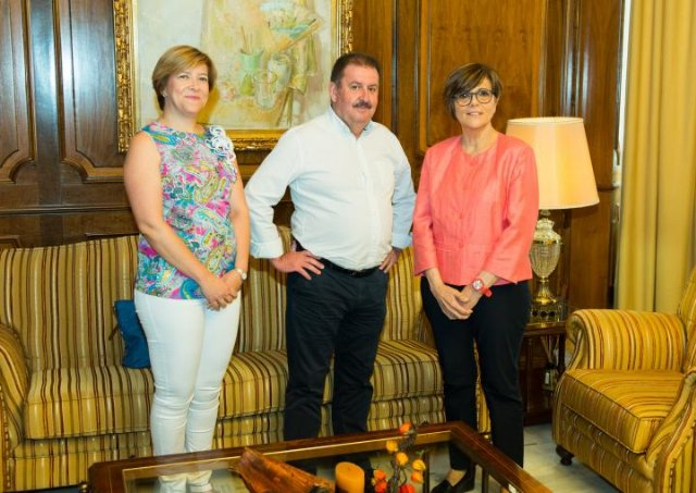 The mayor of Totana invites to know La Bastida, Foto 2
