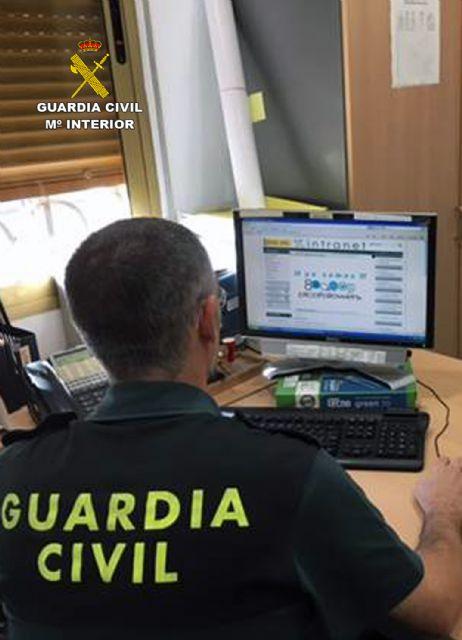 La Guardia Civil detiene al presunto autor de un atraco a una vecina de Mula - 1, Foto 1