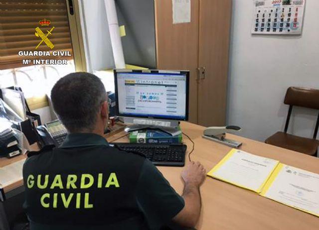 La Guardia Civil detiene al presunto autor de un atraco a una vecina de Mula - 2, Foto 2