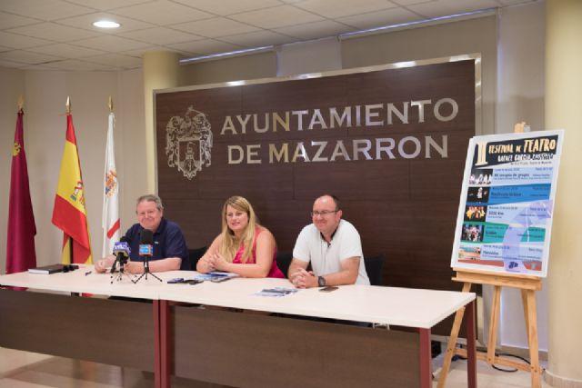 II festival de teatro Rafael García Castillo  en Puerto de Mazarrón - 1, Foto 1