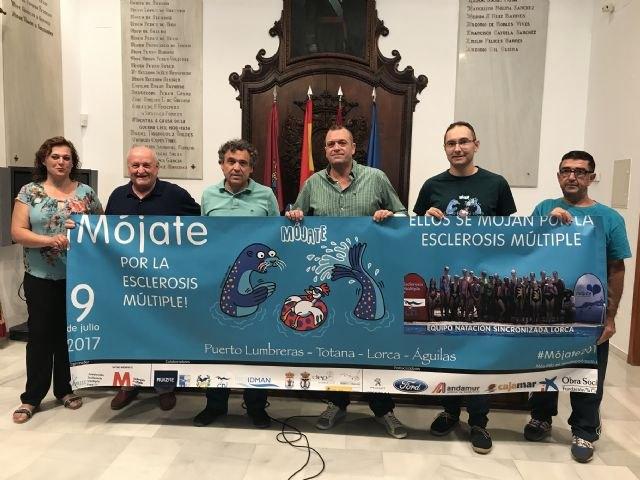Totana se suma a la campaña nacional Mójate de AEMA III, Foto 1