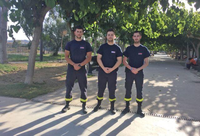 Protección Civil pone en marcha un dispositivo de vigilancia en parques y jardines de Puerto Lumbreras - 1, Foto 1