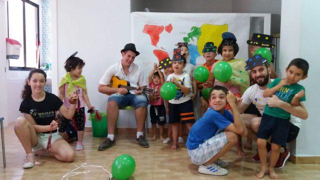 Start the Summer School organized by D'Genes - 1
