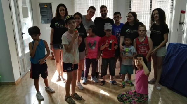 Start the Summer School organized by D'Genes - 2