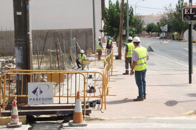El Ayuntamiento de Puerto Lumbreras se reúne con Iberdrola para tratar actuaciones e inversiones para mejorar el servicio eléctrico - 1, Foto 1