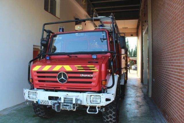 Ingresan los 182.687,94 euros al Consorcio de Extinción de Incendios y Salvamento de la Comunidad Autónoma correspondiente al segundo semestre del 2020 - 3, Foto 3