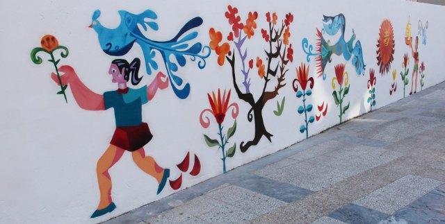 El Ayuntamiento retoma el Año Párraga con la creación de una ruta de murales - 1, Foto 1
