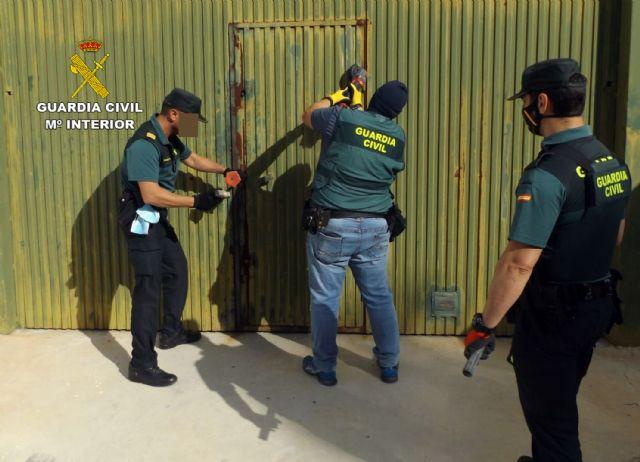 La Guardia Civil desmantela una plantación de marihuana en Mula - 4, Foto 4