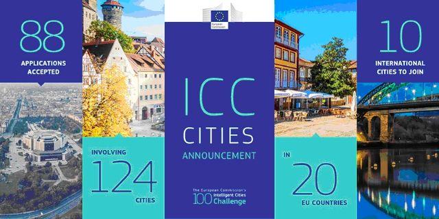 Molina de Segura, entre las 100 ciudades europeas seleccionadas por la Comisión Europea para participar durante los próximos dos años en el Intelligent Cities Challenge (ICC) - 1, Foto 1