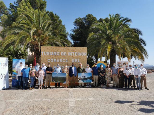 Turismo presenta en Cehegín la campaña 'Reencuéntrate en la Región de Murcia', para reactivar los destinos de interior - 1, Foto 1