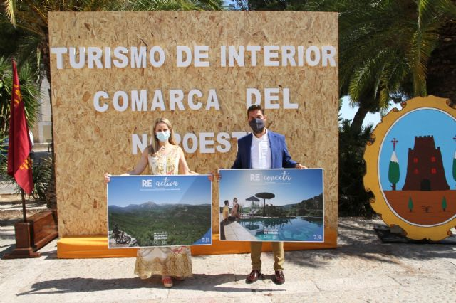 Turismo presenta en Cehegín la campaña 'Reencuéntrate en la Región de Murcia', para reactivar los destinos de interior - 3, Foto 3