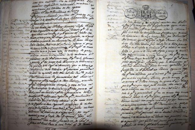 El archivo municipal cuenta con nuevas actas capitulares digitalizadas en el proyecto 'carmesí', Foto 3