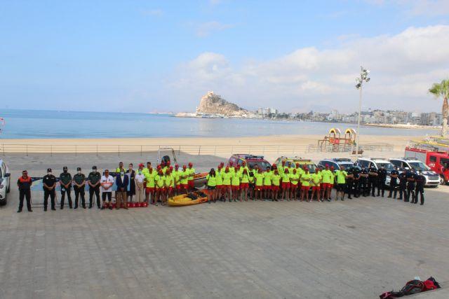 Arranca el Plan Copla con catorce playas convertidas en espacios cardioprotegidos - 1, Foto 1
