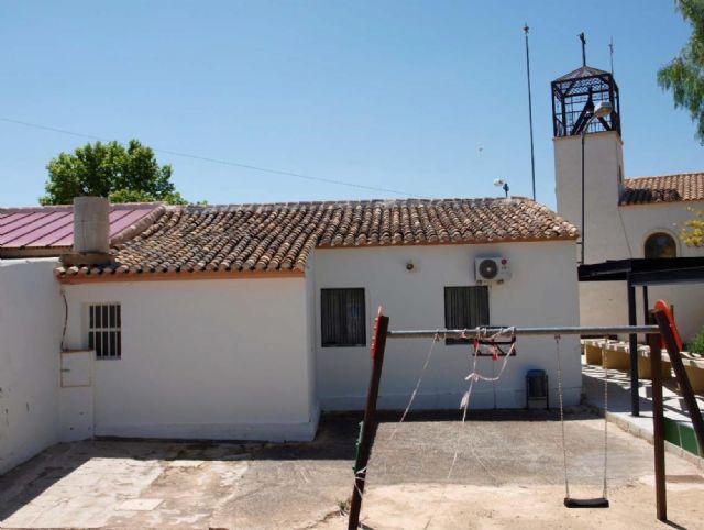 La cubierta del local social de Las Encebras será sustituida - 2, Foto 2