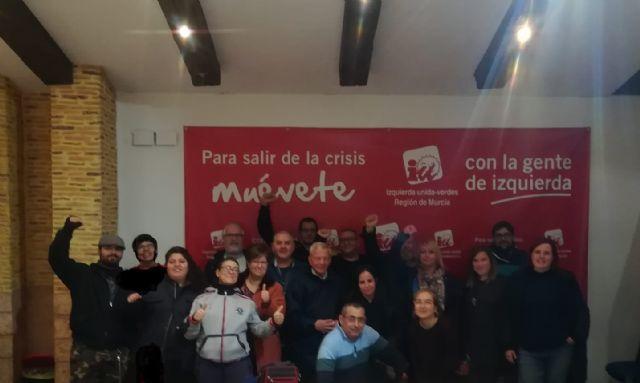 IU verdes Alcantarilla celebra su primera Asamblea abierta para militantes y simpatizantes - 1, Foto 1