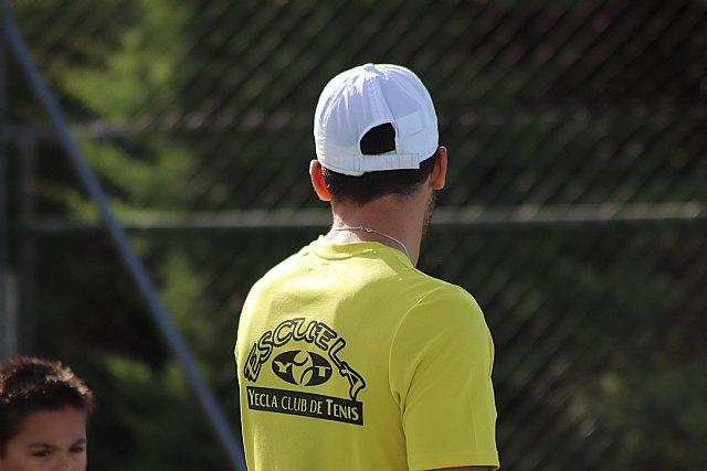 Alfredo Ruiz López, nuevo presidente del Yecla Club de Tenis - 2, Foto 2