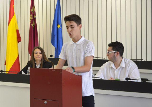 Los alumnos del taller municipal de debate ofrecerán el próximo 10 de julio una interesante sesión abierta al público - 1, Foto 1