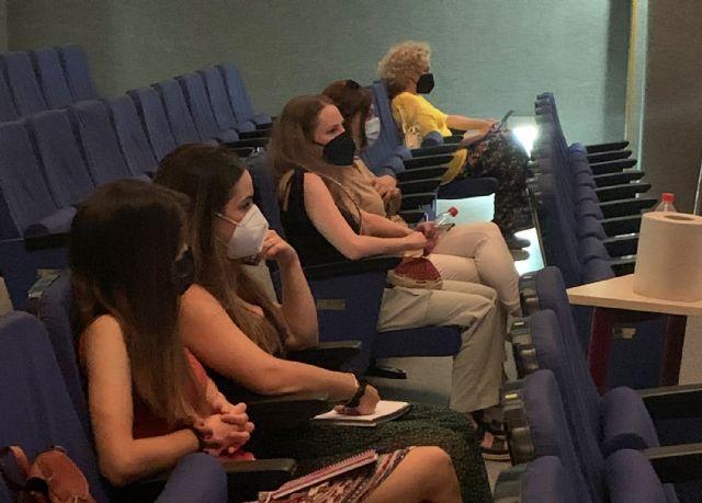 Comienza en Las Torres de Cotillas un curso de la Universidad del Mar sobre metodologías educativas - 5, Foto 5