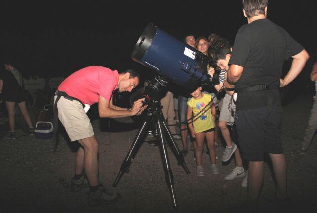Lluvia de Estrellas en el paraje natural Cabezo de la Jara el próximo miércoles 10 de agosto - 1, Foto 1
