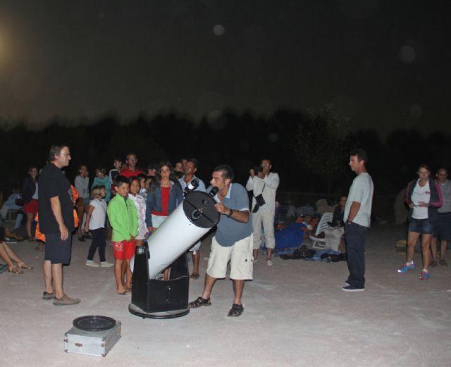 Lluvia de Estrellas en el paraje natural Cabezo de la Jara el próximo miércoles 10 de agosto - 2, Foto 2