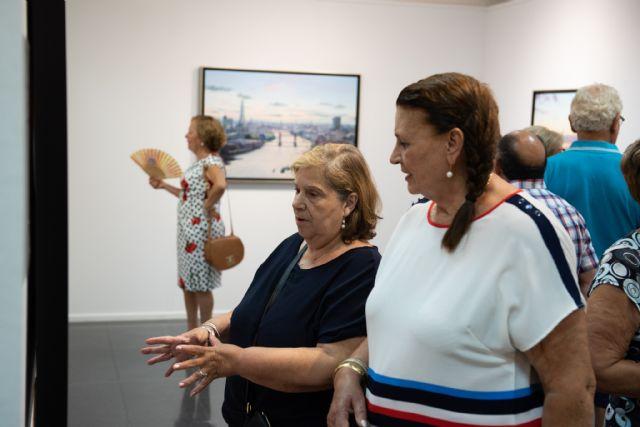 La casa del mar muestra hasta el 2 de septiembre la última exposición de Navarro Menchón, Foto 2