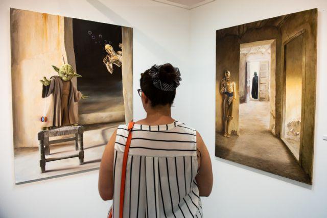 La casa del mar muestra hasta el 2 de septiembre la última exposición de Navarro Menchón, Foto 4