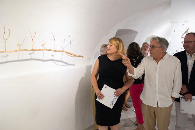 La Nube Roja de Blas Miras se expone en Casas Consistoriales hasta el 15 de septiembre - 1, Foto 1