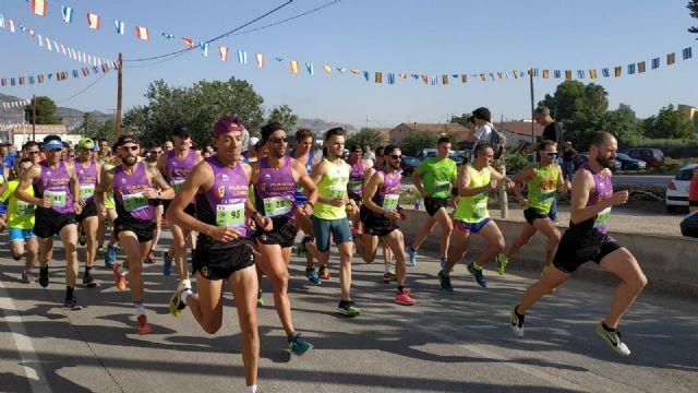 Athletes of CA Totana Participate in the Carreras Populares del Campillo and de Garrucha