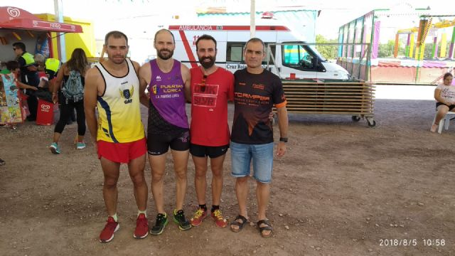 Atletas del C. A. Totana Participan en las Carreras Populares del Campillo y de Garrucha, Foto 3
