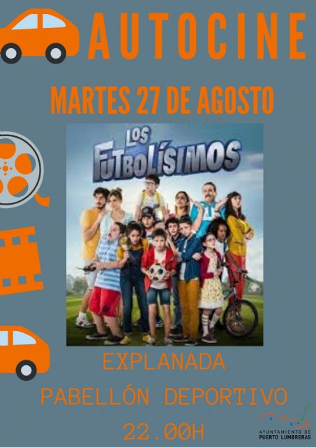 Arranca la programación de 'Cine de Verano' dentro del 'Nogalte Cultural' 2019 - 1, Foto 1
