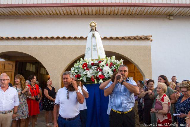 Islas Menores ensalza a su patrona en plenas fiestas - 1, Foto 1