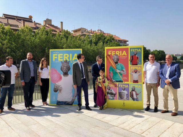 El rey Alfonso X protagoniza el cartel de la Feria de Murcia, 754 años después de su fundación - 3, Foto 3