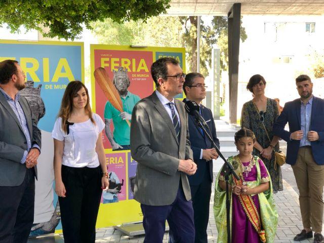 El rey Alfonso X protagoniza el cartel de la Feria de Murcia, 754 años después de su fundación - 4, Foto 4