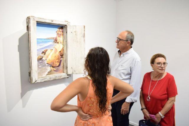 El ´Aqua´ de Carlos Montero inunda la Casa del Mar, Foto 2