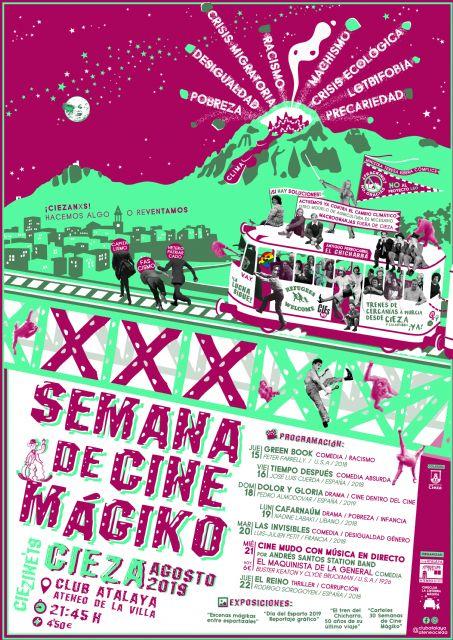 XXX Semana de Cine Mágiko, una película que se sigue rodando - 1, Foto 1
