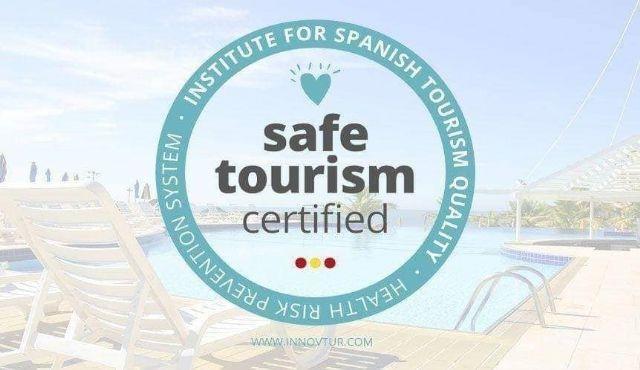 La oficina de Turismo de Calasparra ha obtenido el SAFE TOURISM CERTIFIED - 1, Foto 1