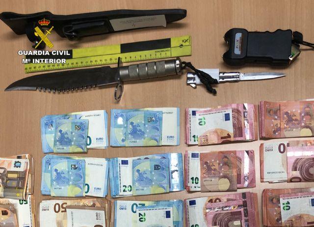 La Guardia Civil destapa el tráfico de drogas en una asociación cannábica de Torre Pacheco - 4, Foto 4