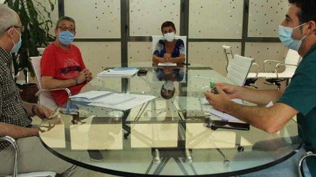 Morales mantiene una reunión de coordinación con los directores de los centros de primaria - 1, Foto 1