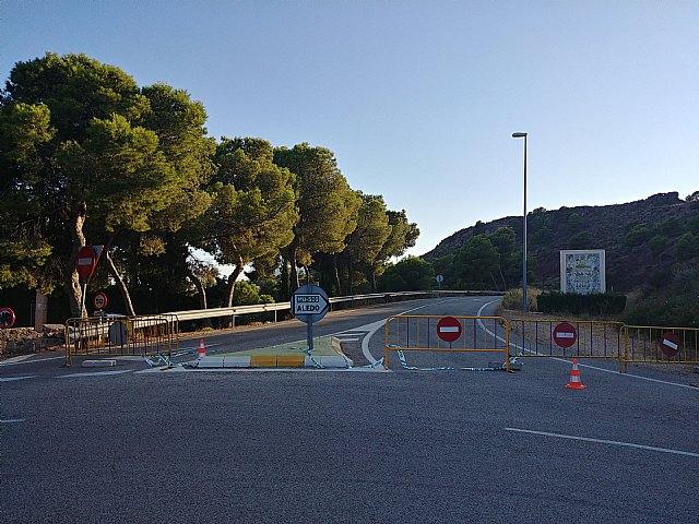 Aunque Totana continúa esta semana en Fase 1, se van a retirar las vallas colocadas en La Santa - 1, Foto 1