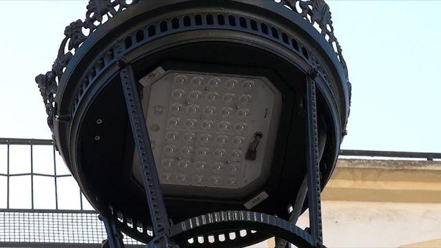 Se renueva el alumbrado en el centro urbano de Torre Pacheco - 1, Foto 1