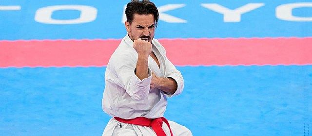 Damián Quintero, subcampeón olímpico de kata - 1, Foto 1