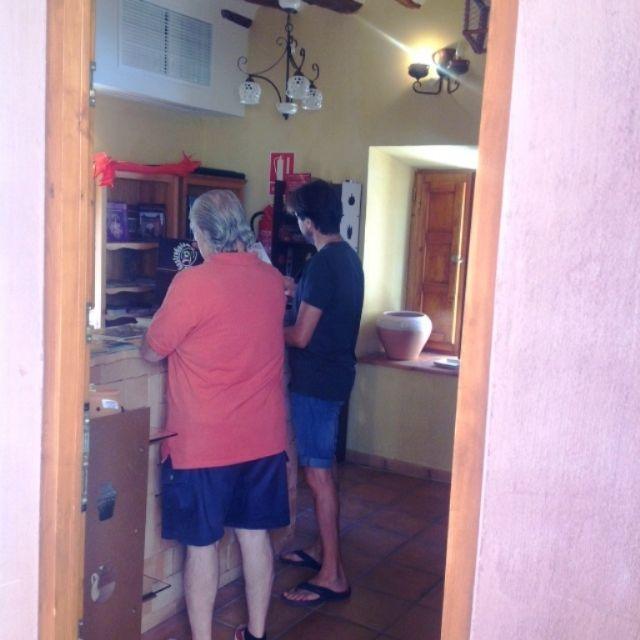 El servicio del Punto de Información Turística de La Santa se ha vuelto a abrir hasta final de año, Foto 3
