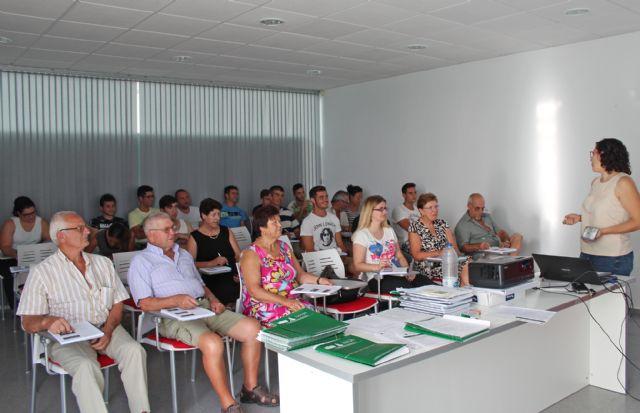 Más de 400 lumbrerenses se formarán en el sector primario - 1, Foto 1