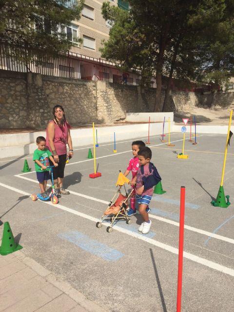 Educación vial en la escuela de verano de Moratalla - 1, Foto 1