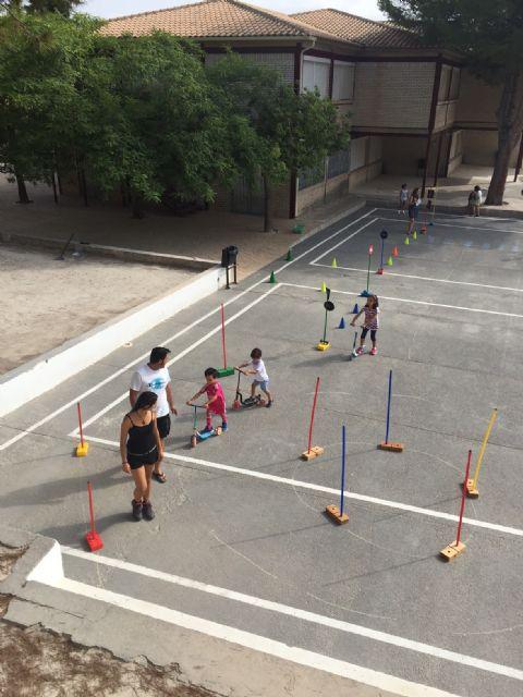Educación vial en la escuela de verano de Moratalla - 2, Foto 2